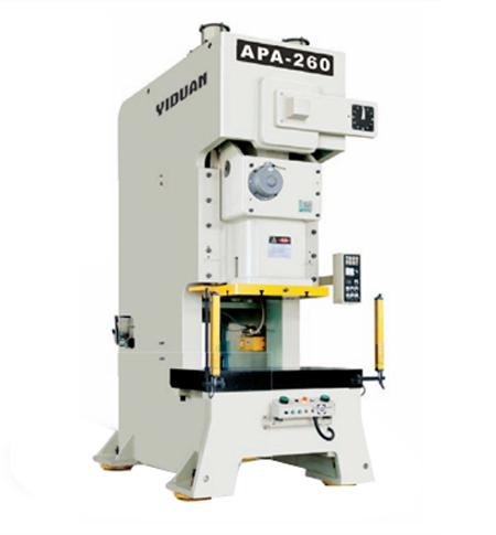 APA系列高精密强力钢架冲床