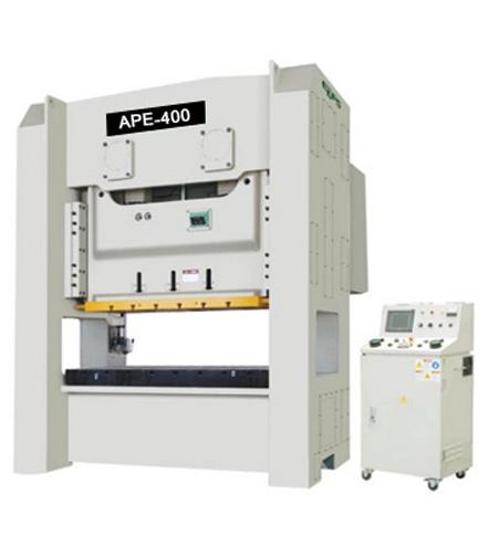 APE系列闭式门型双曲轴精密钢架冲床